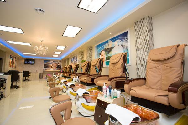 London ontario nail salon beauty world nails spa for Nail salon winter garden village